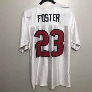 NFL Houston Texans jersey Arian Forster  white
